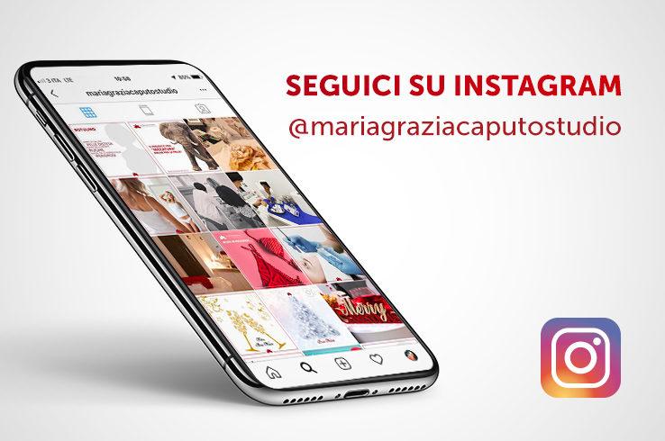 Il nostro studio è anche su Instagram!
